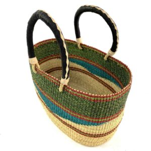 Bolga Brighton Baskets handmade in hana